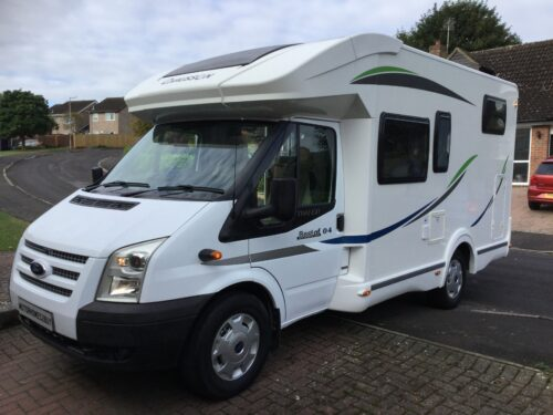 Chausson Flash best of 04